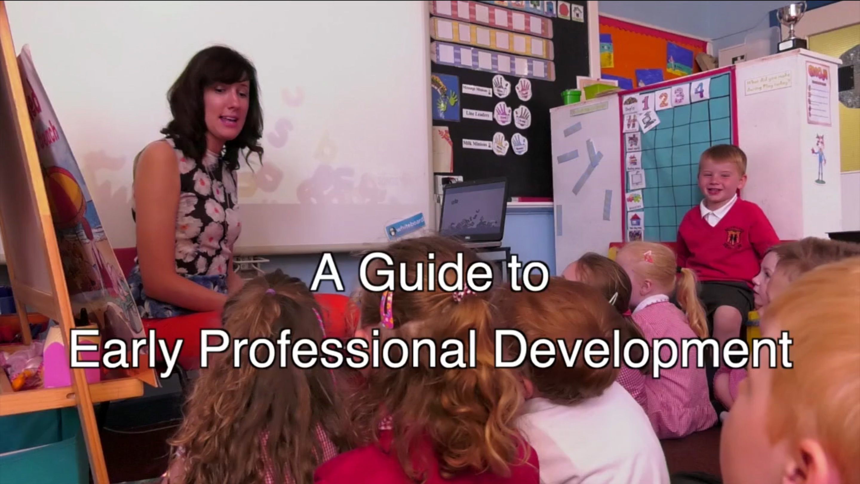 Beginning teachers EPD video thumbnail