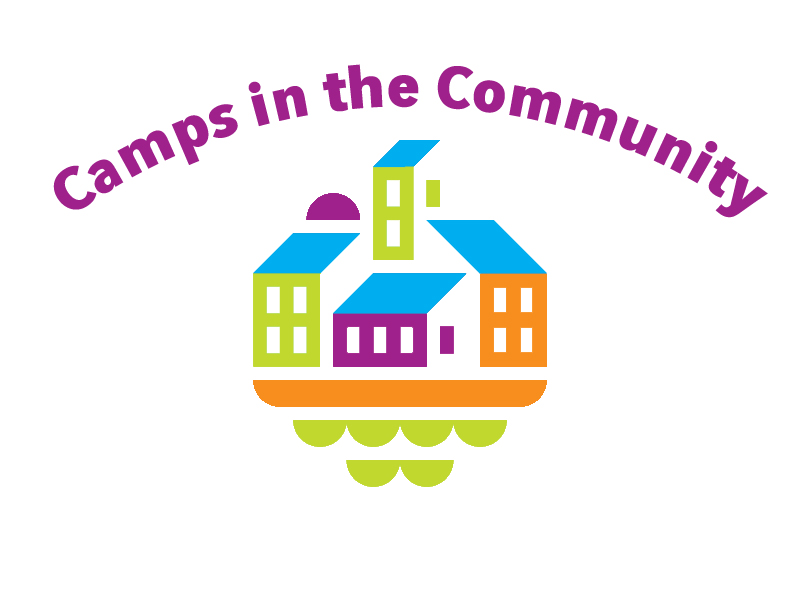 Logo camps in the coummunity