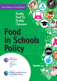 Food in Schools Policy Image