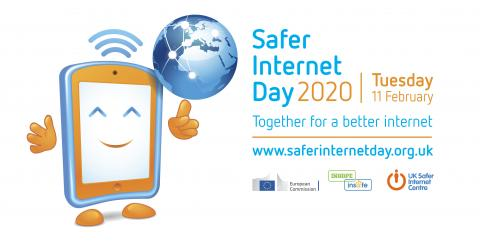 Safer Internet Day 2020 poster