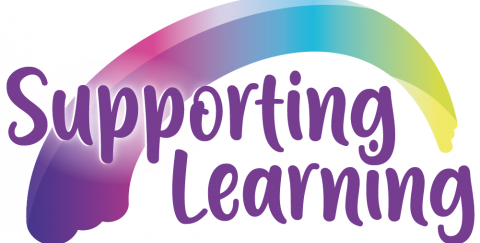 supporting learning logo
